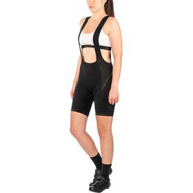 UYN Biking Alpha OW Trägershorts Damen blackboard/anthracite